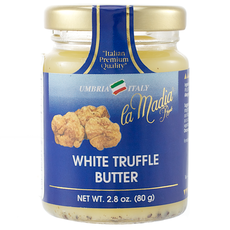 WHITE TRUFFLE BUTTER, 80G