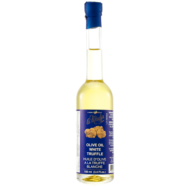 WHITE TRUFFLE OLIVE OIL, 100ML