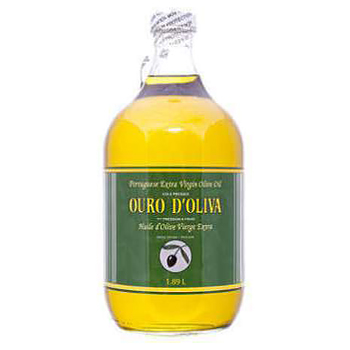 OLIVE OIL - GLASS BOTTLE, 1.89L
