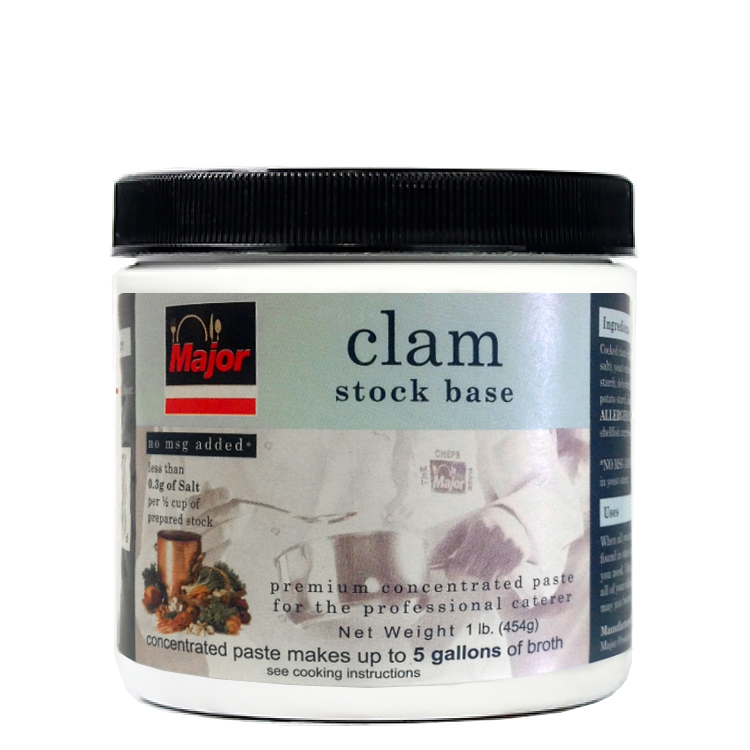 CLAM BASE NO MSG