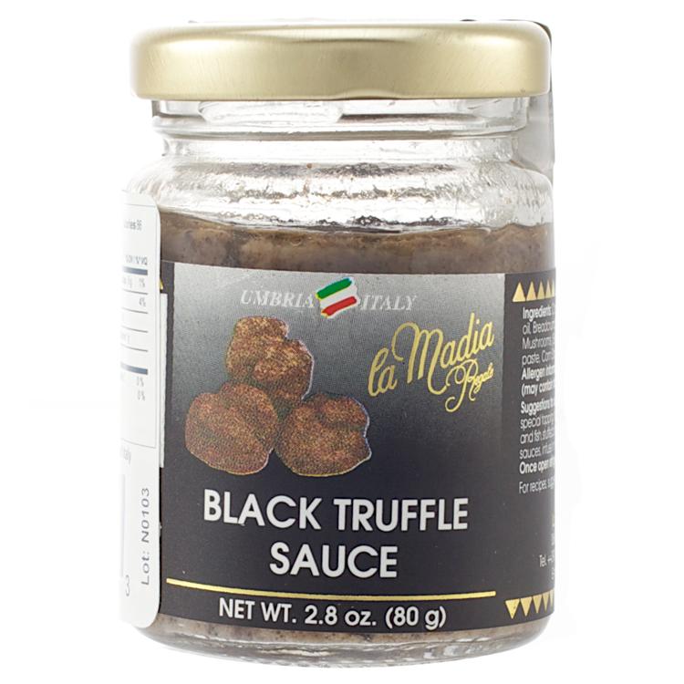 BLACK TRUFFLE SAUCE 80G