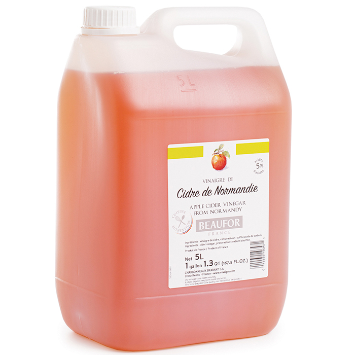NORMANDY APPLE CIDER, 5l