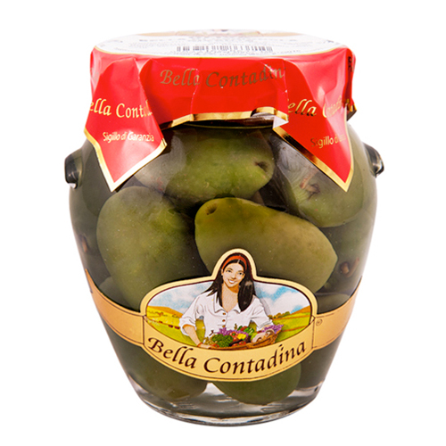 OLIVES CERIGNOLA GREEN