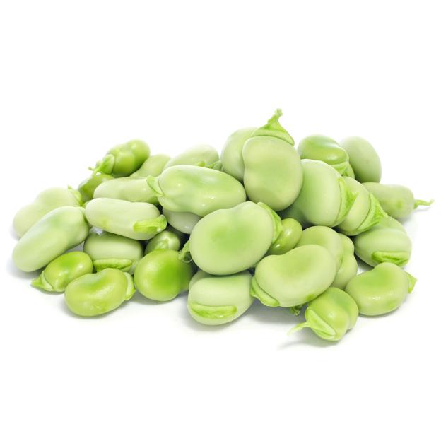 GREEN FAVA BEANS - FROZEN