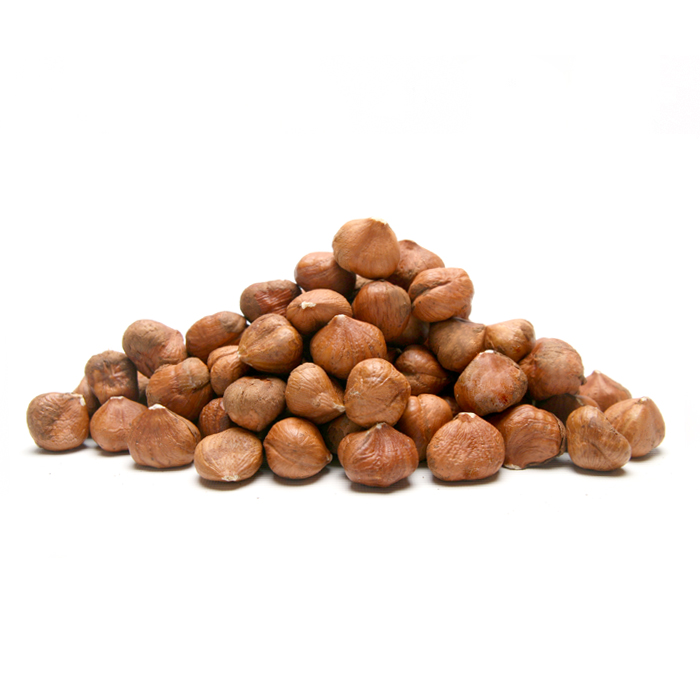 WHOLE UNBLANCHED HAZELNUTS
