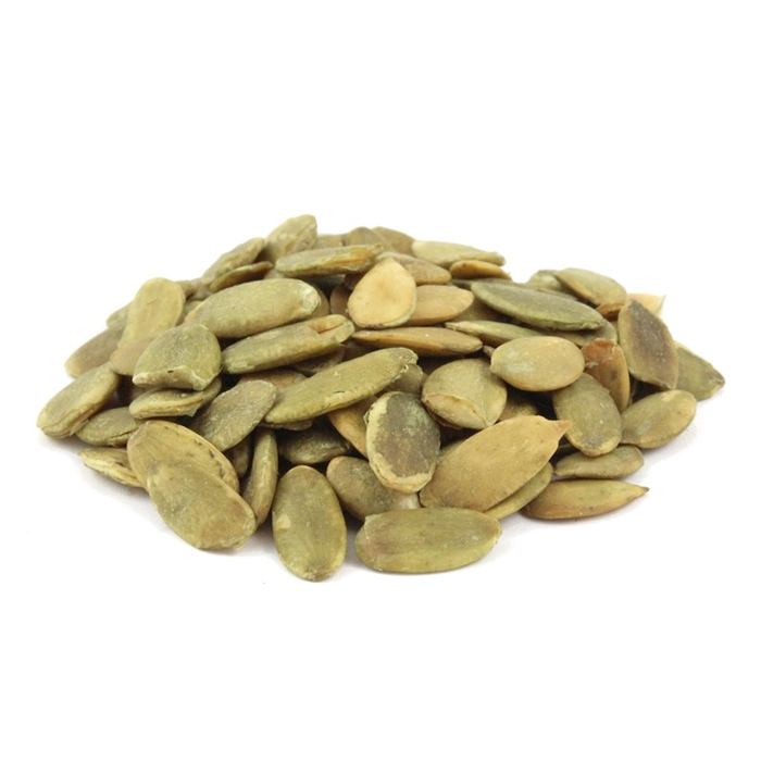 SHELLED ROASTED PUMPKIN SEEDS