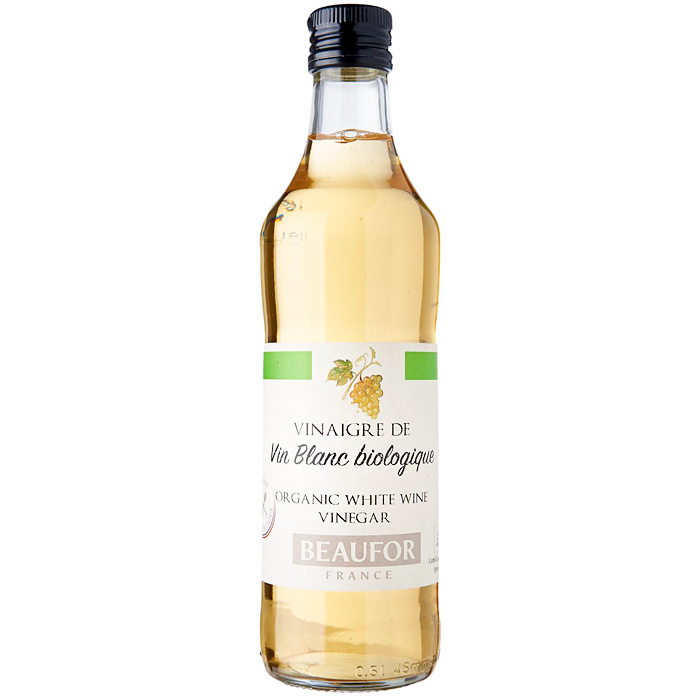 ORGANIC WHITE WINE, 500ml