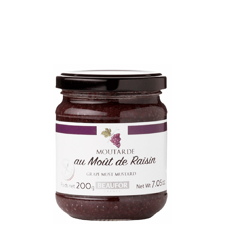 GRAPE MUST MUSTARD, 200g