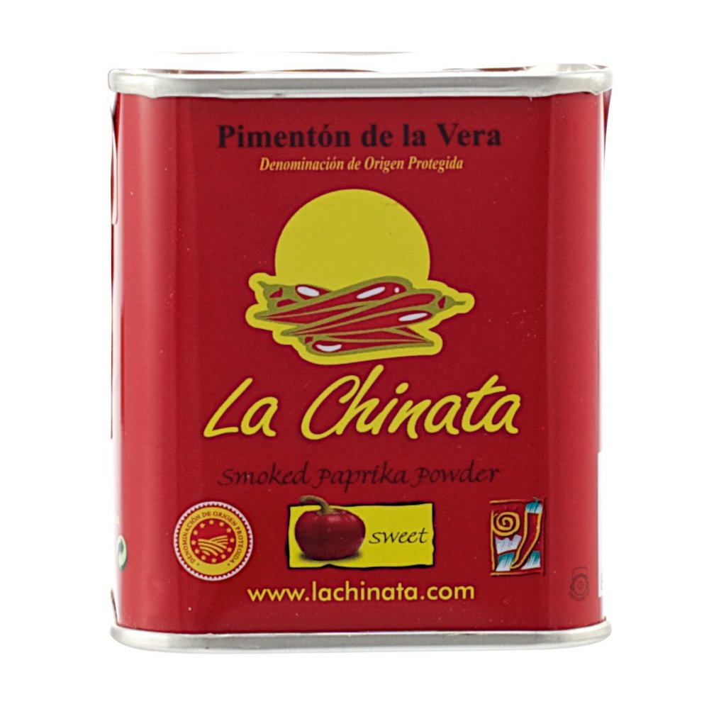 SMOKED PAPRIKA - HOT, 70g