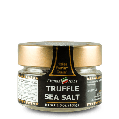 TRUFFLE SEA SALT, 100g