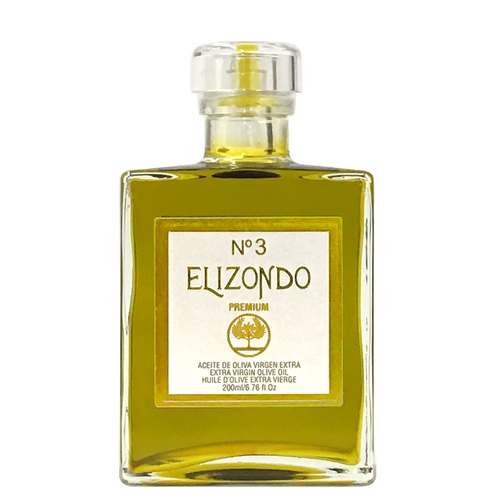OLIVE OIL - No3, 200ml