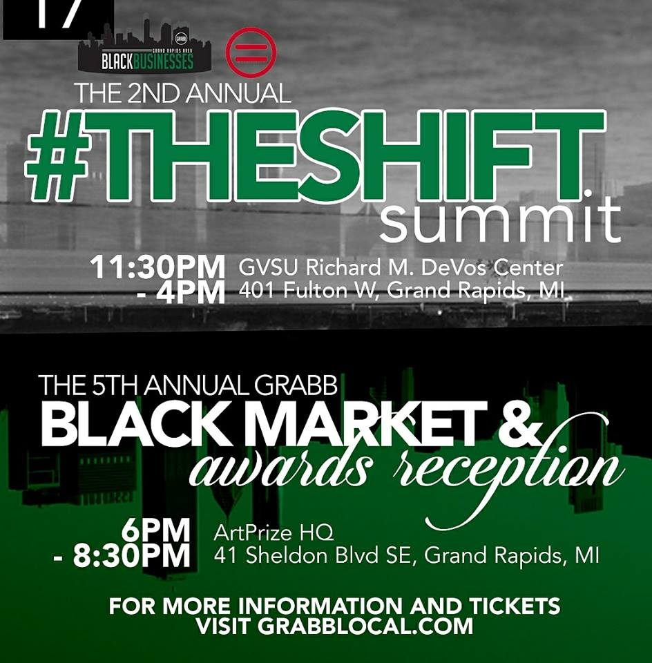 Panelist > Rise of the Womenpreneurs:  https://2017grabbtheshift.eventbrite.com