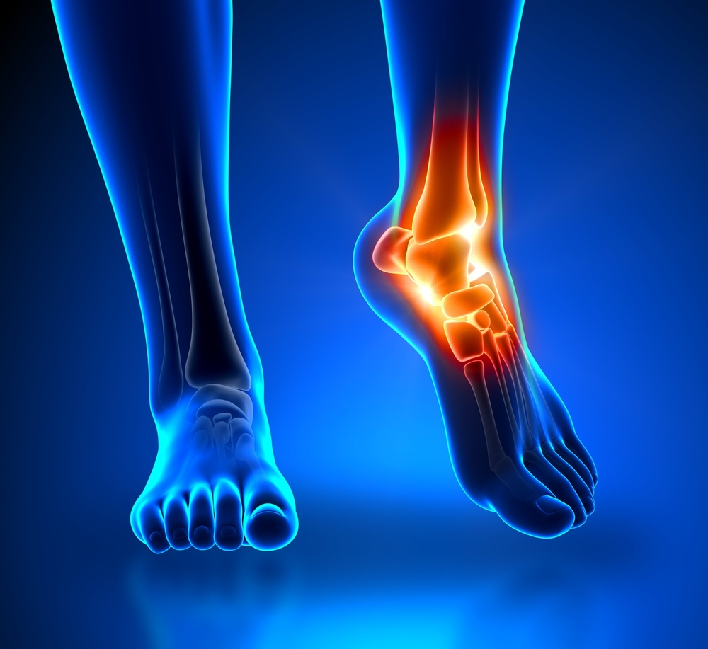 foot and ankle injuries Glen Burnie and Ellicott City