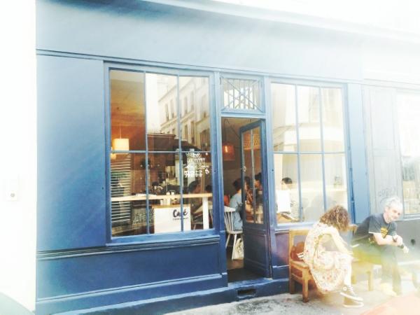 Café Oberkampf à Paris