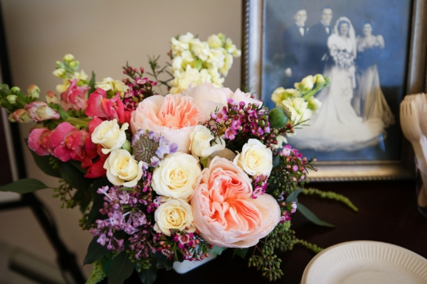 wedding florist & planner