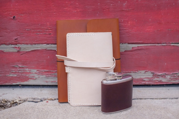 Seventy West Notebooks and Flask.jpg