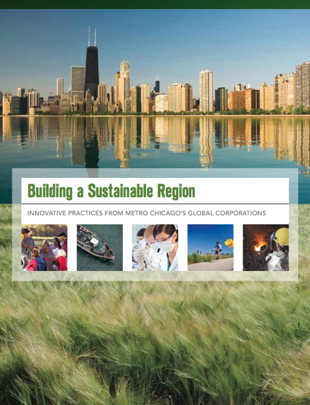 Building a Sustainable Chicagoland: Global Corporate Innovation