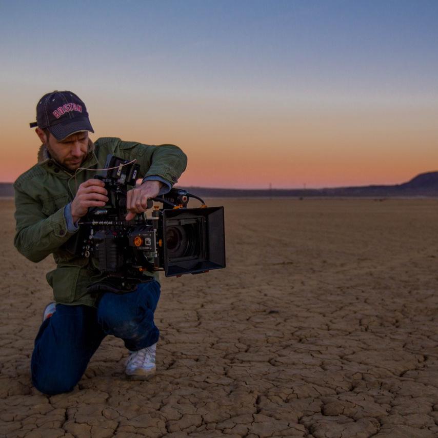 PHILLIP BRIGGS    DIRECTOR OF PHOTOGRAPHY