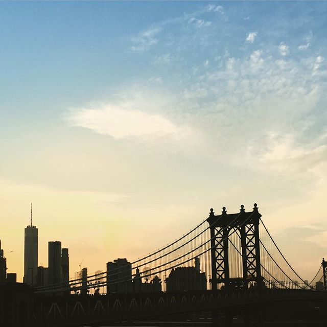 Moving on up! View from our new office #underdogfilms #underdoginspired #office #dumbolove #dumbo #lovemyhood