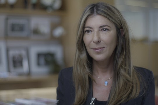 Had the privilege of filming @ninagarcia yesterday sharing her story about her mothers battle with Alzheimer's. @alzassociation is honoring her this year at the Rita Hayworth Gala on October 24th. #endalz #welldeserved #ellemagazine #projectrunway