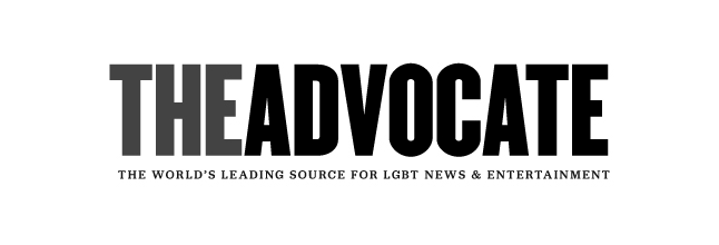 The Advocate Logo Rivera Jr.