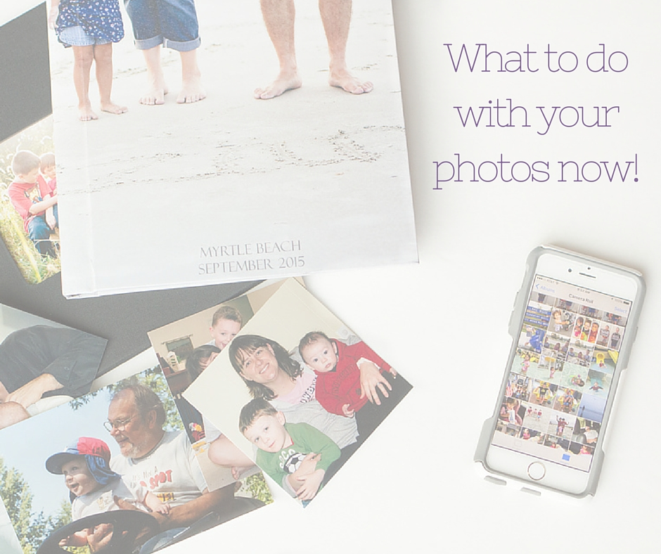 what to do with your iPhone photos today to get them printed Woodbridge VA