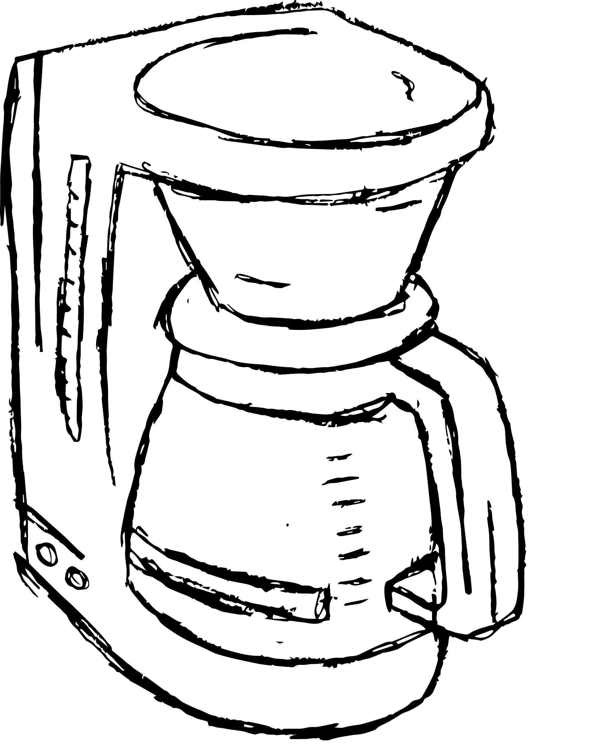 Unlike A Pour Over Coffee Brewer Allows You To Make Larger Batches Of These Machines Use Either Flat Bottom Or Cone Filters