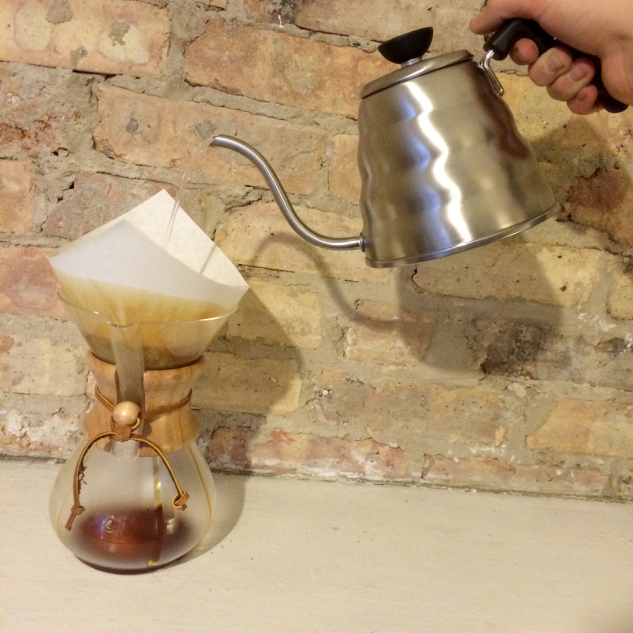 chicago food blog chemex + madcap coffee 4