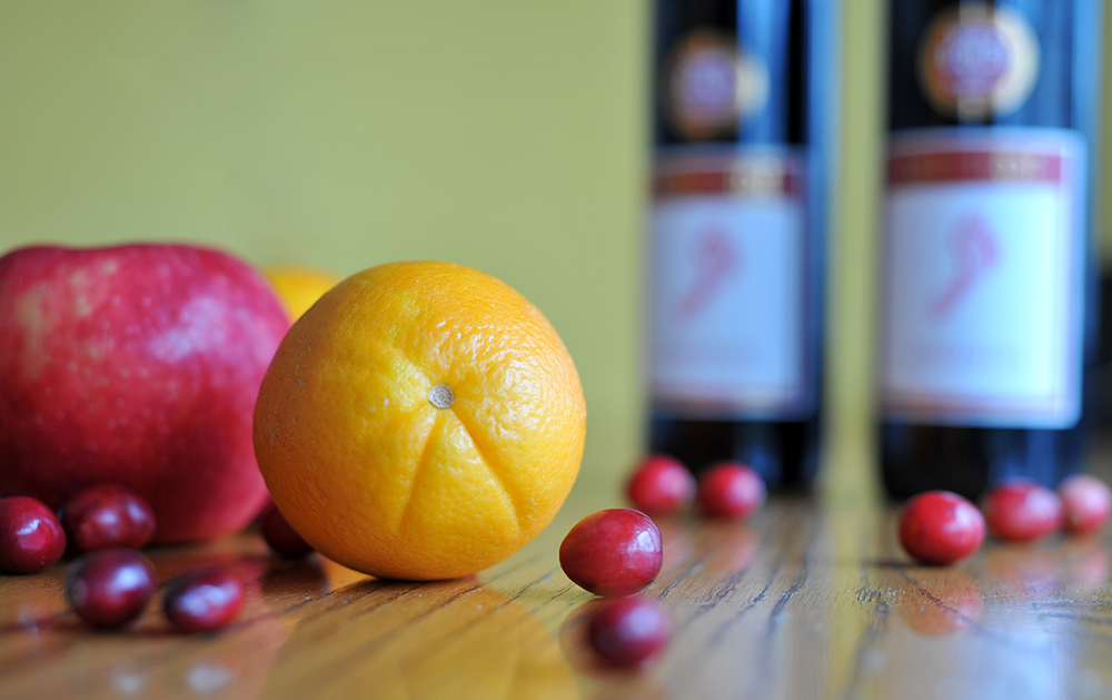 chicago food blog thanksgiving sangria 1