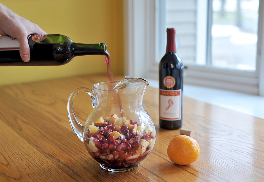 chicago food blog thanksgiving sangria 4