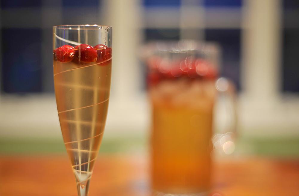 chicago food blog cranberry spritzer 4