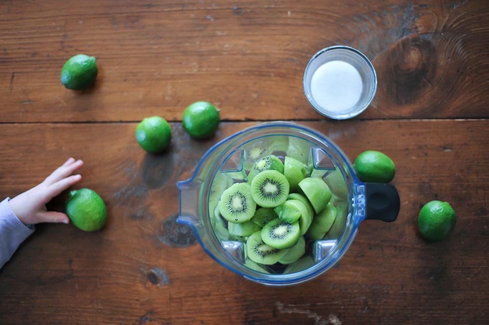 Kiwi Lime Sorbet-4