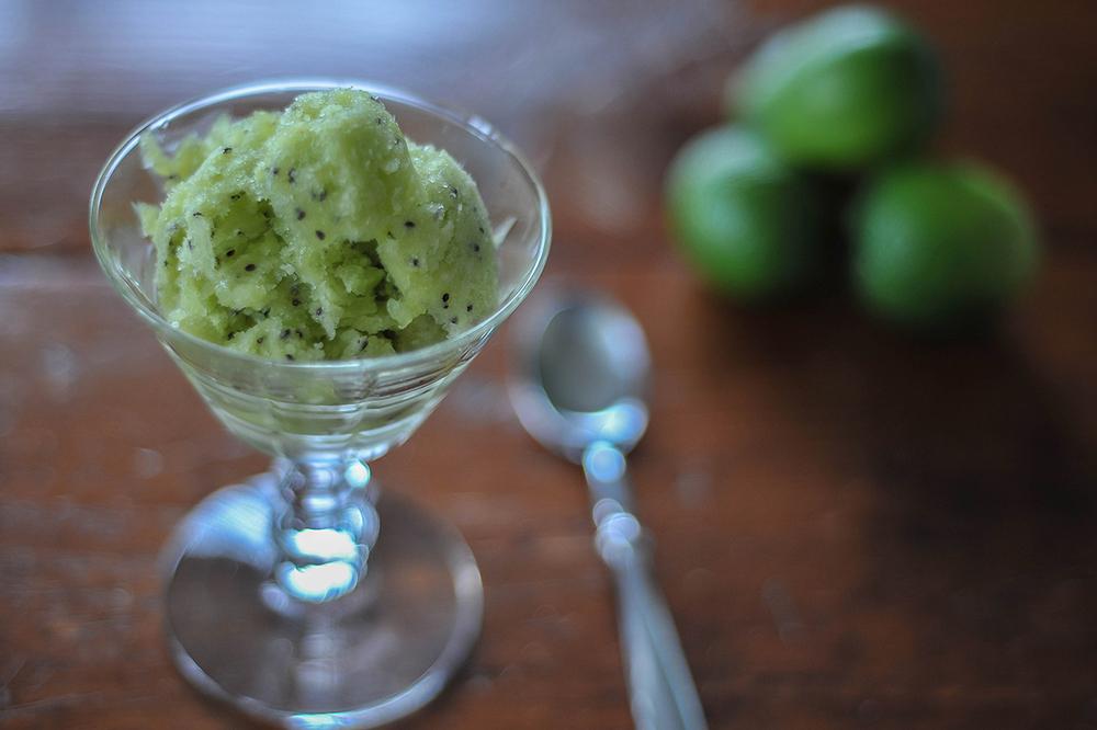 Kiwi Lime Sorbet-6