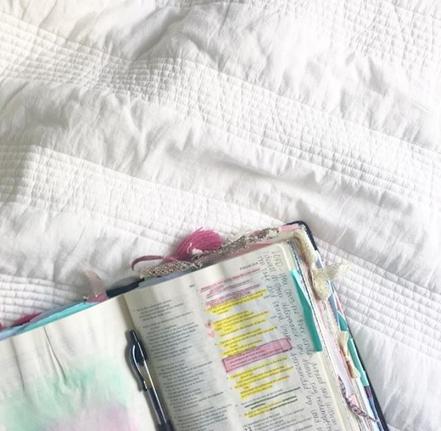 COLOR CODE YOUR BIBLE STUDY