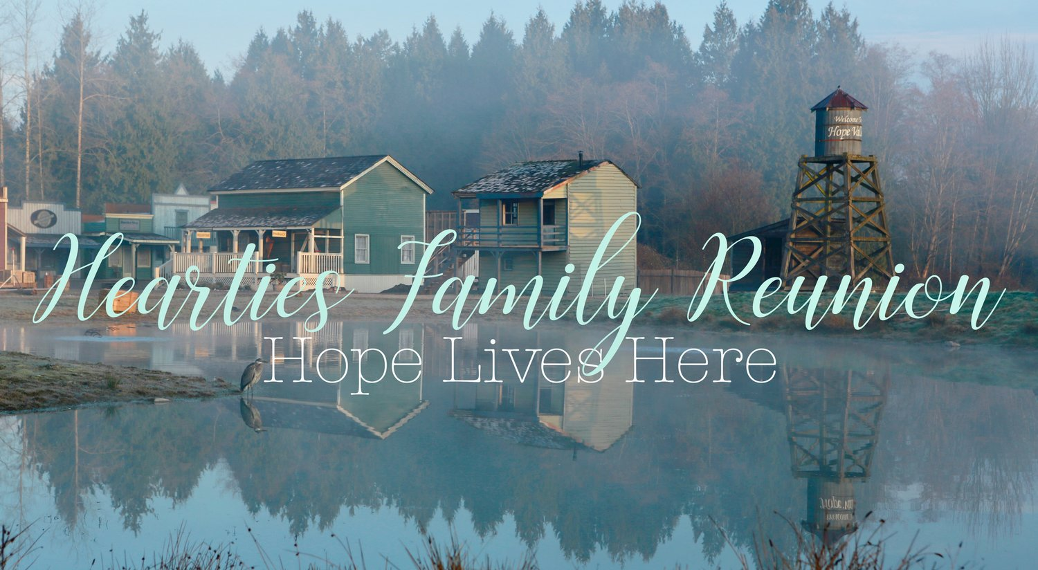 Hearties Family Reunion
