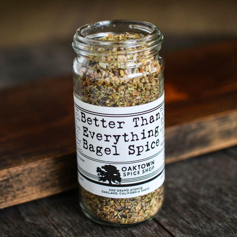 Everything Bagel Spice is so popular that it has become its own spice mix in its own right.