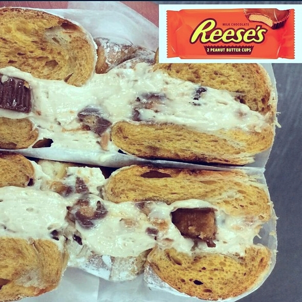 Reeses Peanut Butter Cream Cheese