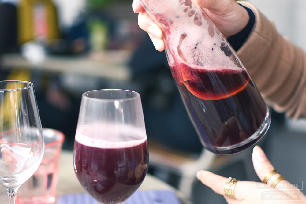 Mulled wine carafe (25 for 500ml) - Ascella vintage organic red wine infused with cinnamon, star anise and orange