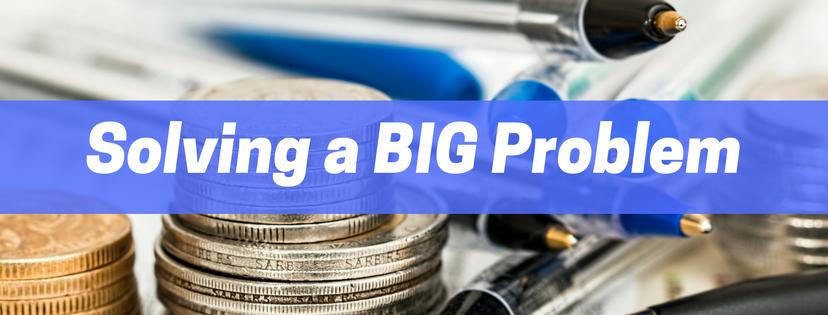Solving a Big Problem Doug Walters Homes