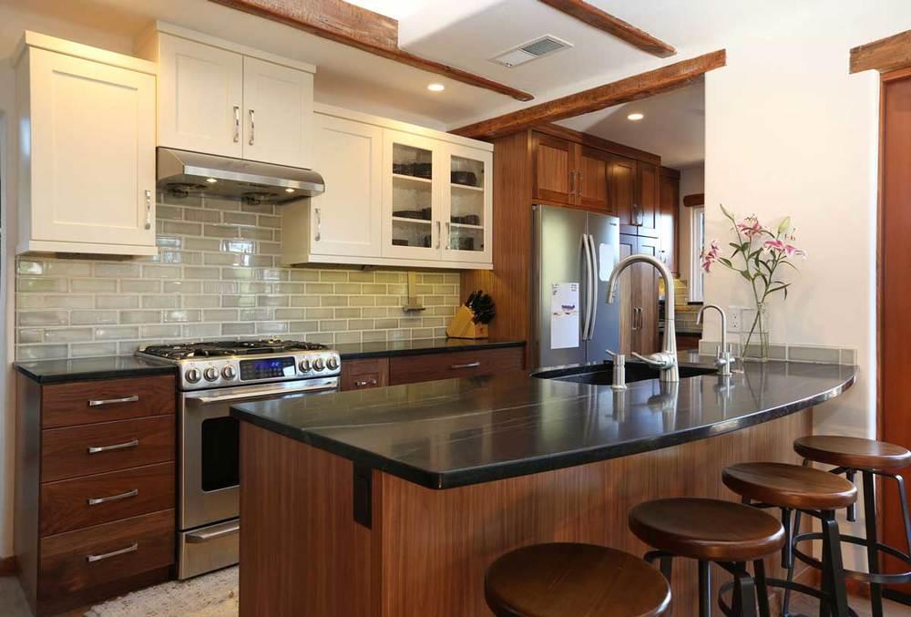 Rustic Modern Farmhouse Remodel — Santa Cruz Design + Build