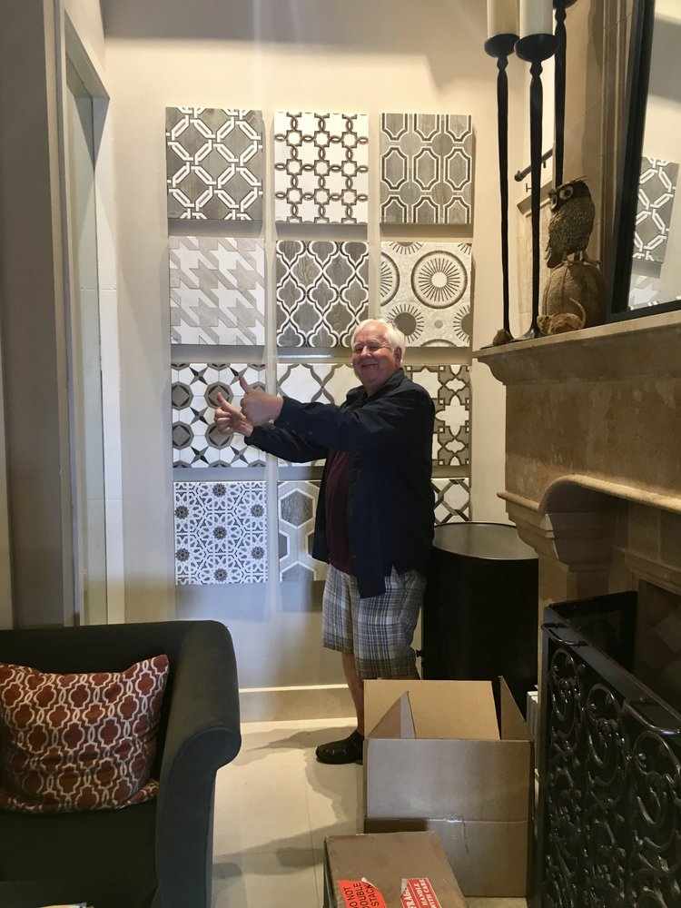 Tile Shopping - Master Bathroom Remodeling Fun — Santa Cruz Design ...