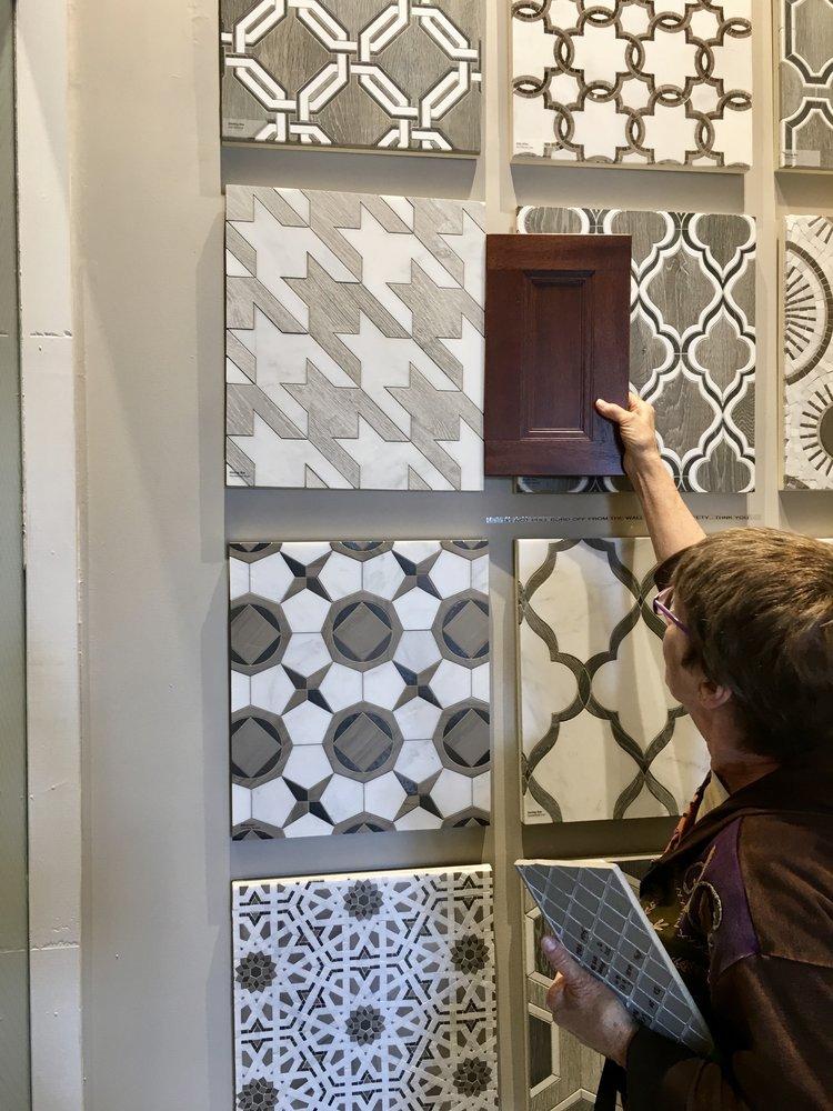 Tile Shopping - Master Bathroom Remodeling Fun — Santa Cruz Design + ...