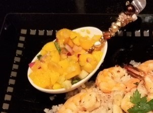 Mango salsa (optional) but it truly does add to the taste.jpg