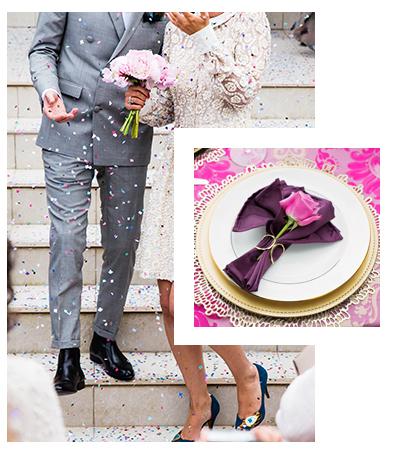 Baltimore Wedding Planner - Marigold Rose Events