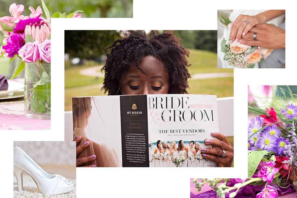 Wedding Planners In Baltimore Marigold Rose Events