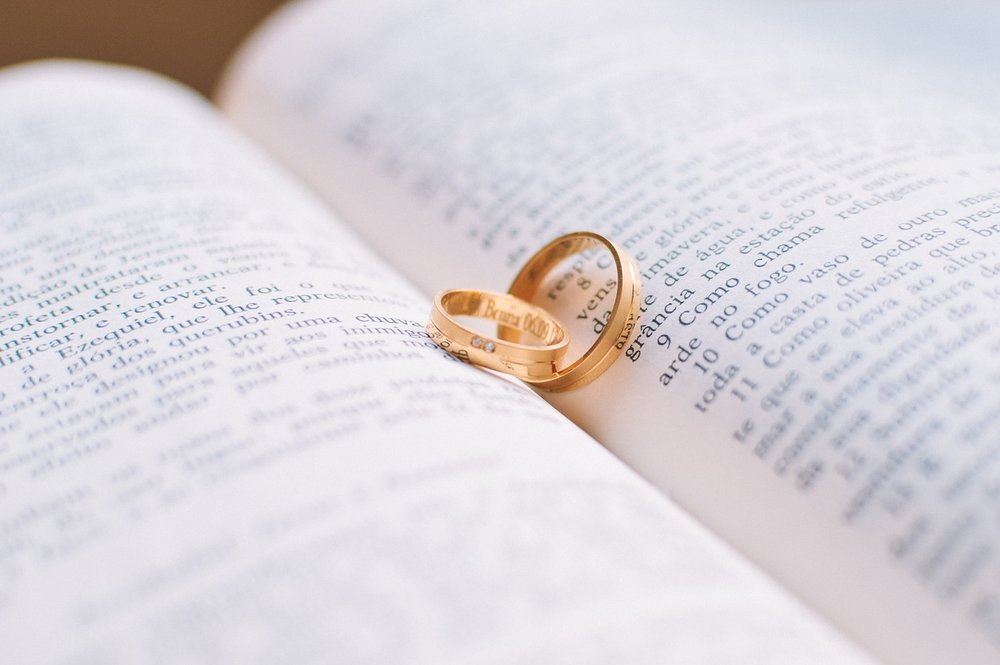 5 Shortcuts to Help You Write Your Wedding Vows — Marigold Rose ...