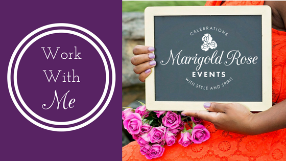 Wedding Day Tips For Brides Marigold Rose Events