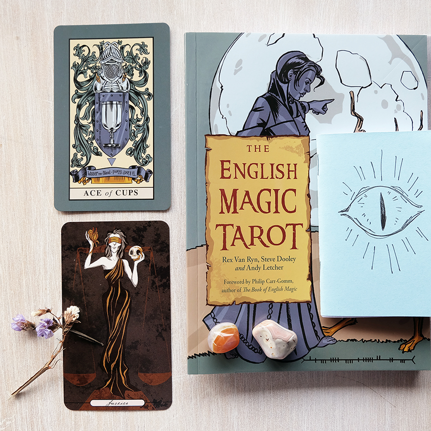 Decks Used: English Magic Tarot (Rex Van Ryn), Mayhem Tarot (Caity Mayhem)