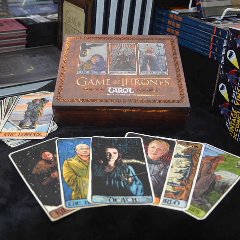 Photo: Game of Thrones Tarot by  Chronicle Books