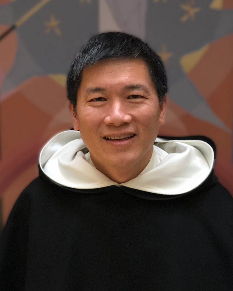 Rev. Corwin Low, O.P.